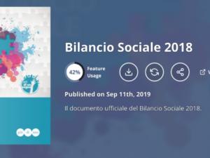 Presentazione del Bilancio Sociale 2018